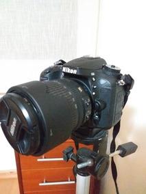 Camera Nikon D7100 Muito Bem Conservada