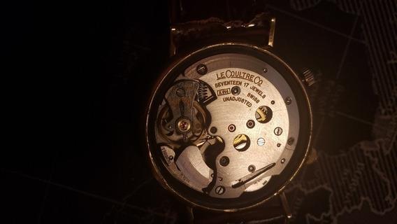 Reloj Jaeger Lecoultre Memovox