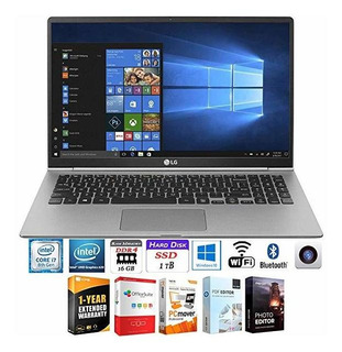 Notebook Lg Gram Thin Laptop 15.6 Fhd Ips Touchscreen 8 6978