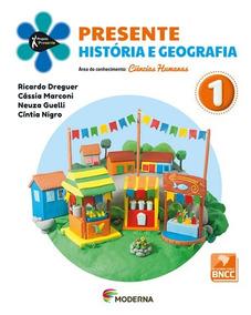 Presente - História E Geografia - 1ºano - 5ª Edição ( Novo )