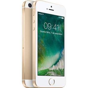 Apple iPhone Se 32gb Dourado 12mp - Desbloqueado