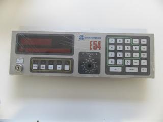 Teclado De Membrana Marposs E54 Usado
