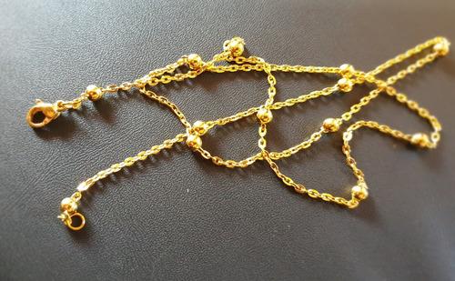 88d678faccfb Cadenita De Oro 18 Kilates - Joyas y Bijouterie en Mercado Libre ...