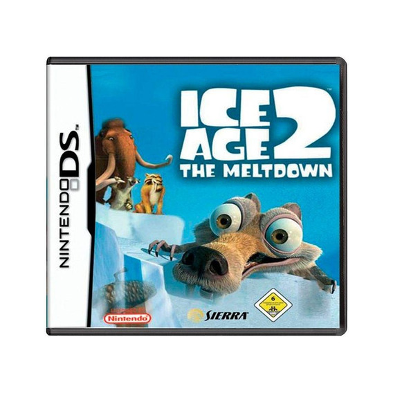Ice Age 2 The Meltdown Ds Mídia Física Pronta Entrega