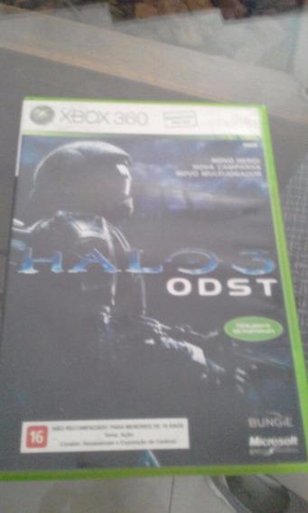 Halo 3 Odst 100% Em Português Mídia Física Xbox 360