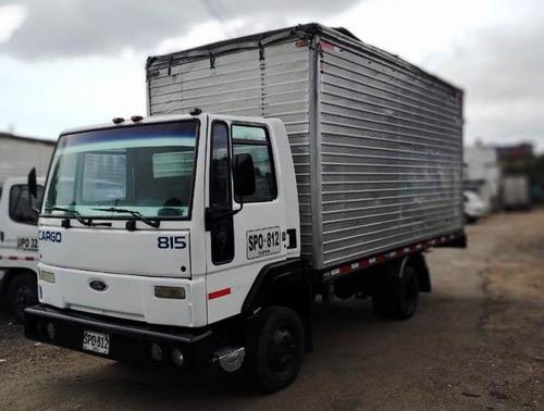Furgon Ford Cargo 815