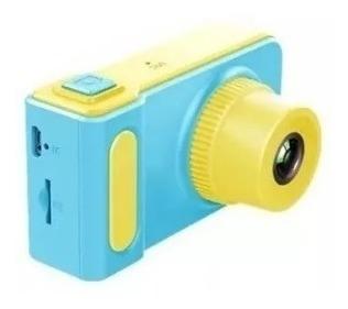 Mini Câmera Digital Infantil Foto E Vídeo