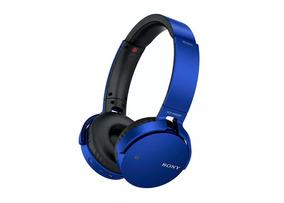 Headphone Sony Xb650bt Com Bluetooth® E Extra Bass
