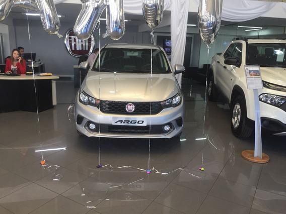 Fiat Argo 0 Km Cuotas Sin Interes Retiras Con 140.000 A*