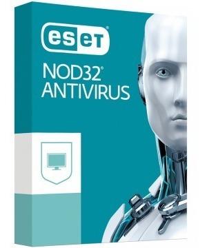 Eset Nod32 Antivírus Licença Para 2 Anos 5computadores