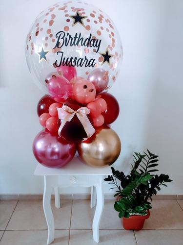 Imagem 1 de 5 de Balões Personalizados