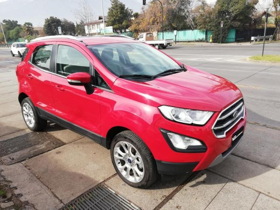 Ford New Ecosport Titanium