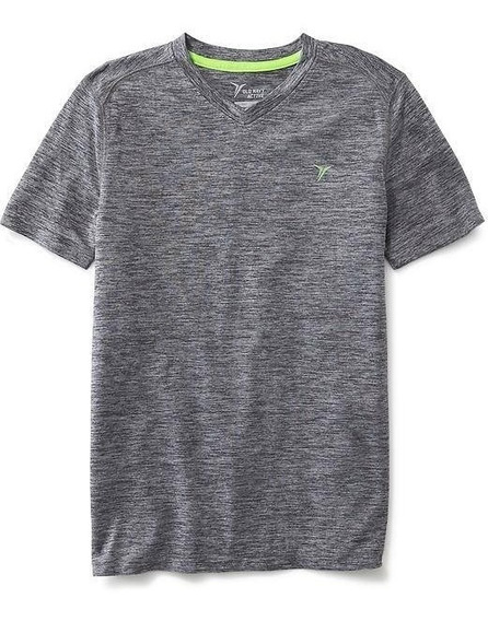 Remera Old Navy Go-dry Dry Fit De Usa - 6006