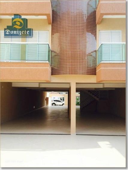 Apartamento À Venda, 50 M² Por R$ 275.000,00 - Vila Valparaíso - Santo André/sp - Ap4483