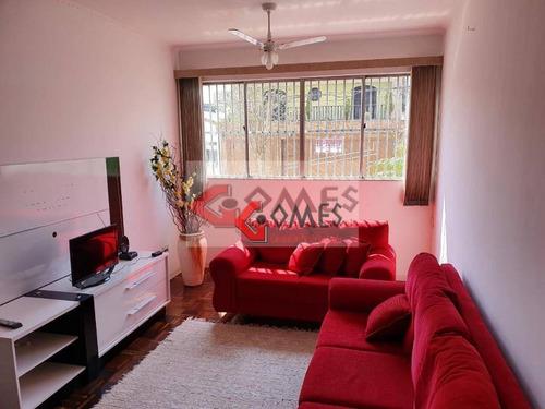 Apartamento Com 2 Dormitórios À Venda, 78 M² Por R$ 450.000,00 - Osvaldo Cruz - São Caetano Do Sul/sp - Ap3147