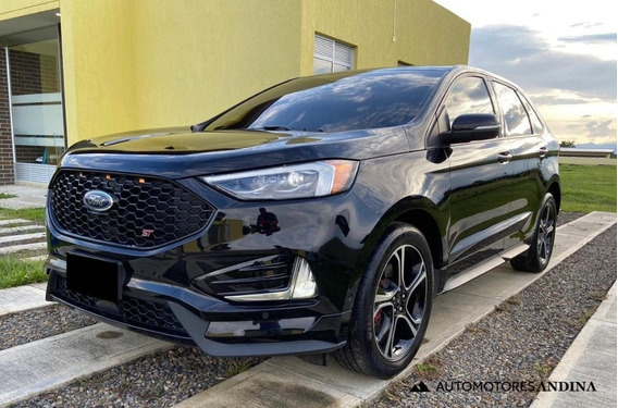 Ford Edge St Automatica Sec 2019 2.7 Awd 875