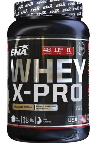 Whey X Pro 1 Kg. Ena Proteina + Creatina