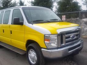 Ford E350, 2014, Recién Importada Rd$875mil 809-718-3906