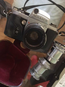 Câmera Miranda - Colecionador