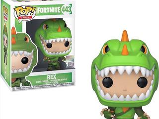 Funko Pop Fortnite Dinosaurio