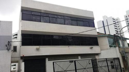 Imagem 1 de 11 de Prédio Comercial Para Locação Em Salvador, Cabula, 4 Banheiros, 4 Vagas - An0349_2-252264
