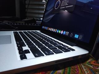 Macbook Pro 13 Retina Impecable Comprada A Fines Del 2017