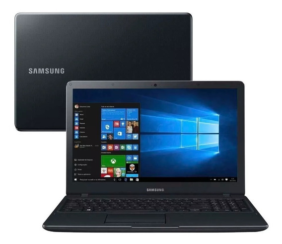 Notebook Samsung Expert - 4gb - Hd 1tb - Tela 15.6 Fhd I5 7º