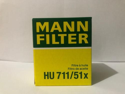 Filtro Aceite Hu 711/51x  (mann Filter)