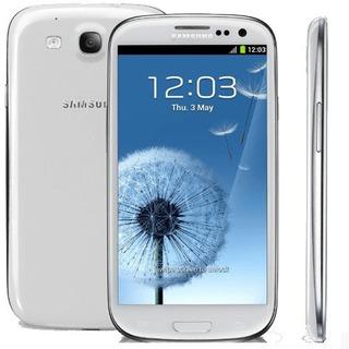 Samsung Galaxy S3 Branco 16gb 8mp Desbloqueado Seminovo Nf-e