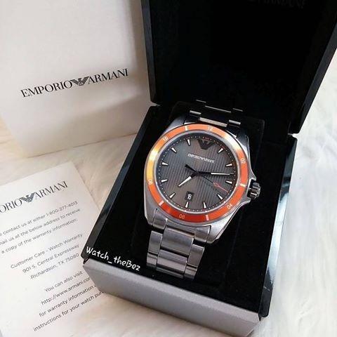 Relógio Emporio Armani Ar11178 - Original
