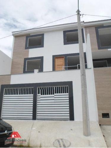 Casa Duplex C/ 2 Suítes Em Campo Grande /rj - Ca0117