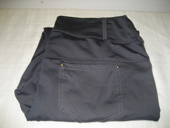 Calzas Bengalina Con Frisa Talles Grandes Y Especiales