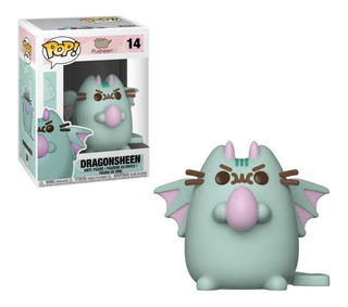 Figura Funko Pop Pusheen - Dragonsheen 14