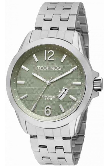 Relogio Technos Executive2115krp/3v Classic