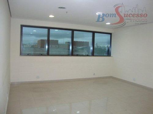 Imagem 1 de 8 de Sala À Venda, 36 M² Por R$ 420.000,00 - Tatuapé - São Paulo/sp - Sa0013