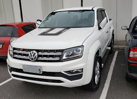 Vw Amarok 2.0 Highline 2017 Unico Dono