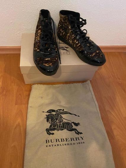 Botas Burberry
