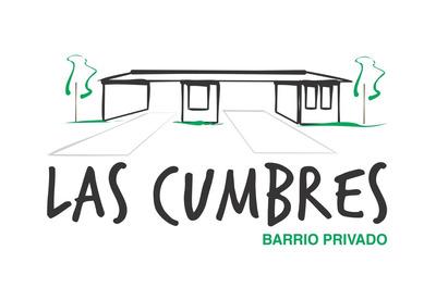 Barrio Privado Las Cumbres / Santiago Del Estero / Lotes