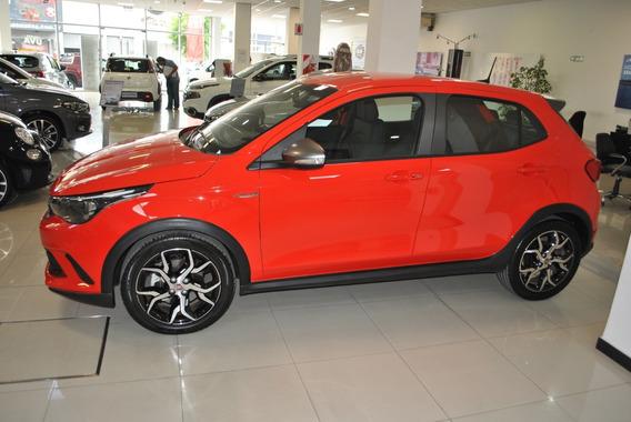 Fiat Argo Hgt Rojo 2019 0 Km
