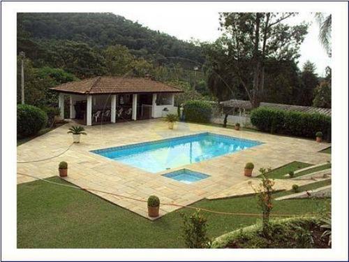 Chácara Residencial À Venda, Portão, Atibaia - Ch0183. - Ch0183