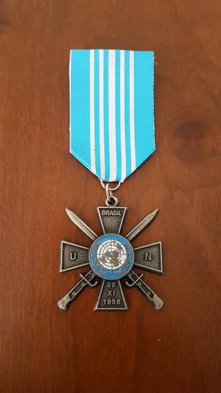 Medalha Da Onu ( Modelo Antigo )