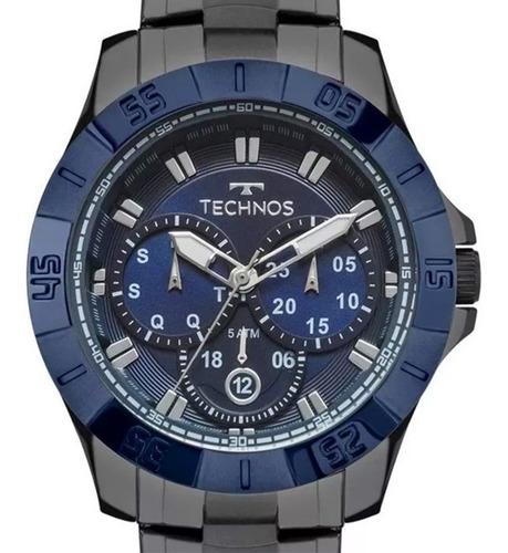 Relógio Technos Masculino Performance Skymaster 6p79be/4c Nf