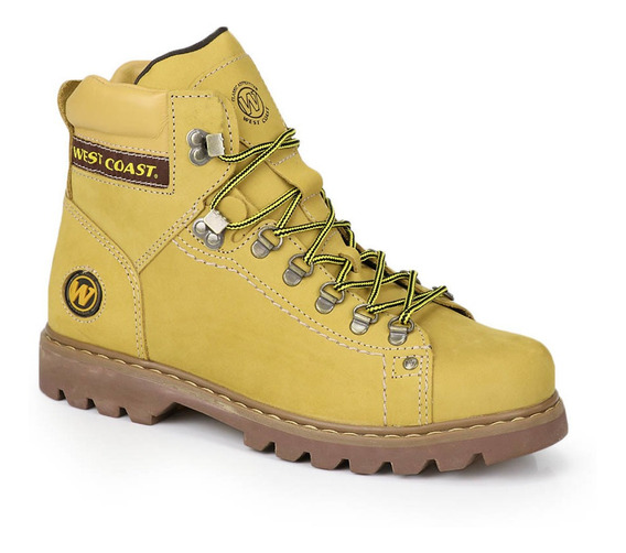 Bota Coturno Masculina West Coast Worker