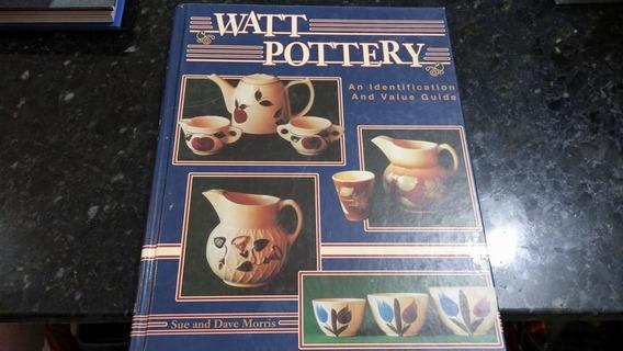 Livro Watt Pottery