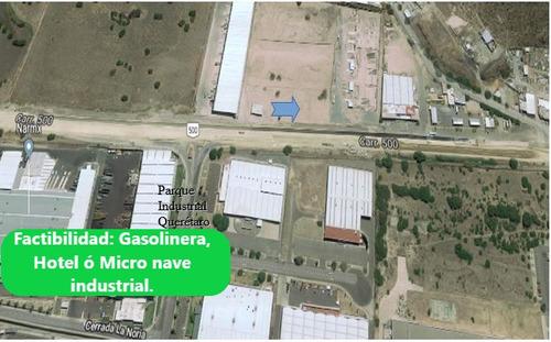 Imagen 1 de 7 de Terreno En Renta Parque Industrial Querétaro
