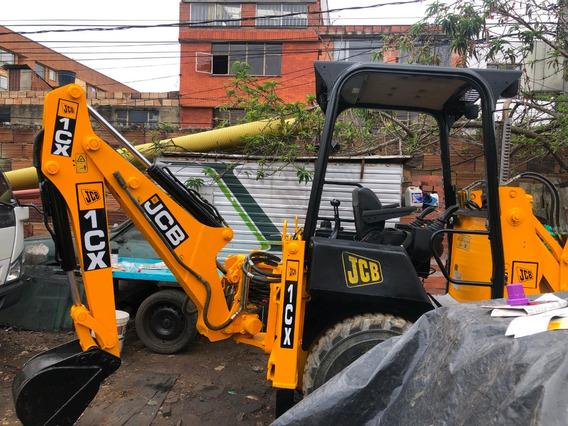 Retro Excavadora 1cx