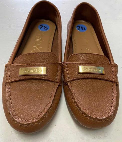 Zapatos Calvin Klein Mocasines Importados Eeuu 100% Original
