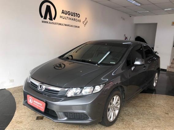 Honda Civic Lxs 1.8 16v I-vtec (flex) 2012
