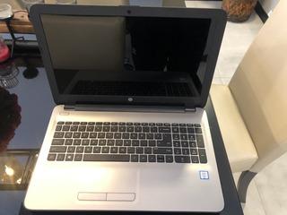 Laptop Portatil 15 Hp Core I7 8gb 256gb Ssd Como Nueva!