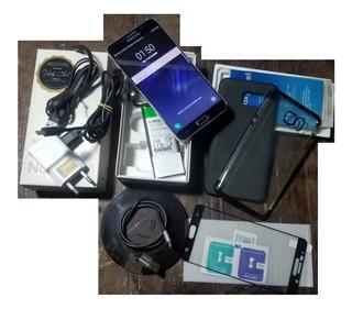 Samsung Galaxy Note 5 N920- Seminovo + Acessórios Vide Fotos